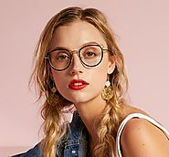 round eyewear fashion eyeglasses for women