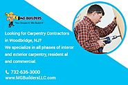 MG Builders LLC Is a Safe Commercial Carpentry Contractor