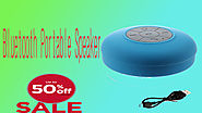 Xcluciveoffer Bluetooth Portable Speaker Multi- Color