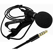 Xcluciveoffer Clip Microphone For Youtube,Mobile, PC, Laptop
