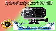 Xcluciveoffer Digital Action Camera Sports Camcorder 1080P Full HD