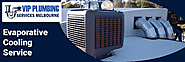 Evaporative Cooling Melbourne | 24 x 7 Repairs, Service, and Installation