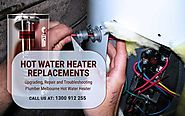 Hot Water Heater Repair Melbourne | 1300 912 255 | Hot Water System Servicing
