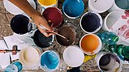 How to work with professional painters on your home project - custom painting