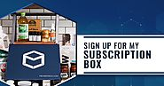 Sign up for My Subscription Box and Get $100 of Currated Products for Only $47/Month (Cancel Anytime)