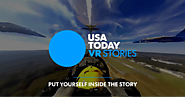 USA TODAY VR Stories: Virtual Reality Storytelling