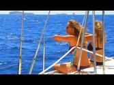 SIRENS OF SAILING-Season1-Episode2-Sail Union Island to Bequia in Grenadines, Caribbean!