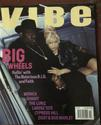 Notorious BIG VIBE Magazine Cover 1995 with Hypnotize by Notorious BIG (Obviously)