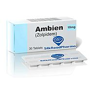 Ambien 10mg Online - Buy Ambien Zolpidem 10mg Online From Silk Road