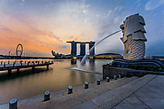 1. The Merlion
