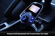 Nulaxy KM18 Bluetooth Car FM Transmitter Review | Productsrace