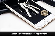 JETech Screen Protector for Apple iPhone 8 Plus and iPhone 7 Plus