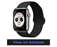 Mens Nylon Watch Bands - Best Apple Watch Straps - Apple Straps Watch