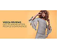 VOGCA REVIEWS | GET TO KNOW AFTER PEOPLE'S EXPERIENCE on Behance