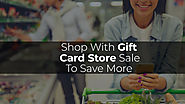 CouponsExperts — Shop with Gift Card Store Sale to Save More
