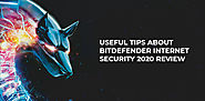 Coupon Codes Deals - Useful Tips About Bitdefender Internet Security 2020 Review