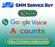 Buy Google Voice Accounts | 100% Real and Legit Account