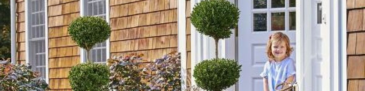 Headline for 25 ideas to boost your business curb appeal