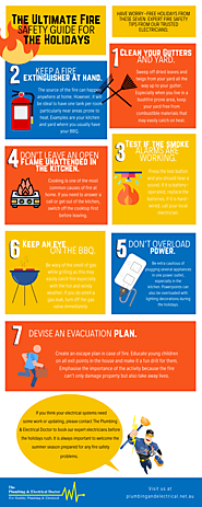 The Ultimate Fire Safety Guide for the Holidays