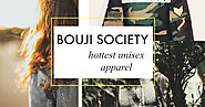 Bouji Shop | Bouji Society Clothing and Apparel