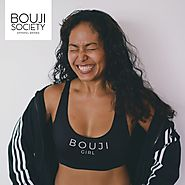 "Bouji Society on Instagram: ""Happy girls are the strongest! Wear your #BoujiSociety pride and show your #girlpower! F..."