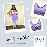 Bouji Society - Be sporty and chic at the same time! ❤️💖💪... | Facebook
