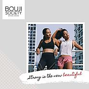 "Bouji Society on Instagram: ""Bouji Society believes that women can do more and be more! 💖💪 Be a certified #BoujiGirl ..."