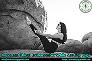 Important Things to Remember While Starting Yoga