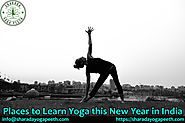 Places to Learn Yoga this New Year in India Posted: