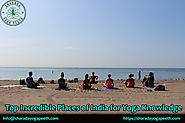 Top Incredible Places of India for Yoga Knowledge