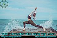 What to Remember While Joining Yoga Center?