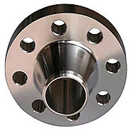 Stainless Steel Carbon Steel Weld Neck Flanges Manufacturer Suppliers Dealer Exporter in India