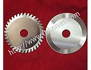 Expect To Find The Ultimate Supplier For Slitter Blades
