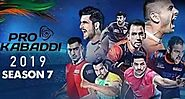 KABADDI : Pro kabaddi league 2019, Full schedule, date, time and venues. - BEST TRENDING SPORTS NEWS