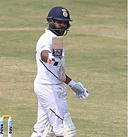 CRICKET: Rohit, Jaddu, Shami helped India beat Southafrica in the first test at Vizag. #INDvsSA - BEST TRENDING SPORT...