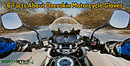 Facts About Deerskin Motorcycle Gloves | North Star Fur