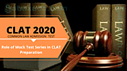 Role of CLAT Mock Test Series in exam Preparation