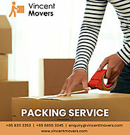 Packing and Moving in Singapore - Step by Step Guide by Vincent Movers