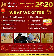 How to Save Money on a Long Distance Move by Professional Movers in Singapore