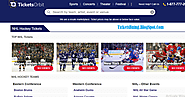 NHL Tickets online and Schedules