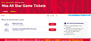 BUY ONLINE VIP CHEAPEST NBA ALL STAR GAME TICKETS PRICES AND SCHEDULES 2020 – Tickets Land Online
