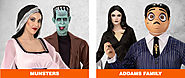 Munsters and Addams Family