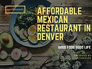 Great Mexican Food In Colorado‎ - El Cazo