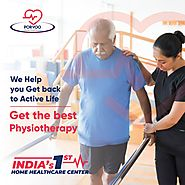 We help you get back to active life.