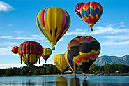 8 Best Places in the World for Hot Air Balloon Ride - View Traveling