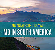 Advantages of studying medicine in South America