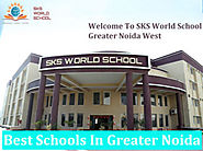 Teaching Methodology And Curriculum At One Of The Best Schools In Greater Noida - SKS World School