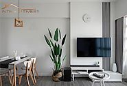 Best HDB Interior Design Singapore | HDB 4 Room Renovation