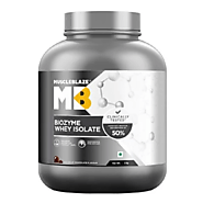 MuscleBlaze Biozyme Whey Protein Supplement