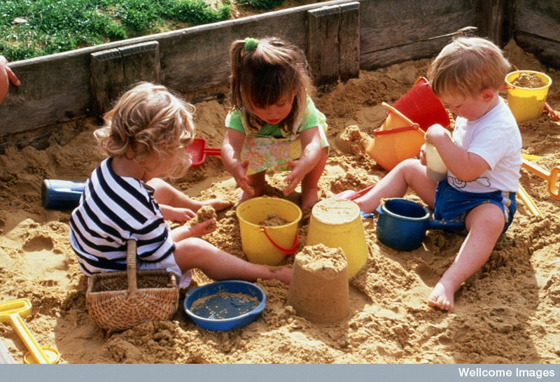 Headline for Best Outdoor Sandboxes - 2014 Best Picks and Reviews